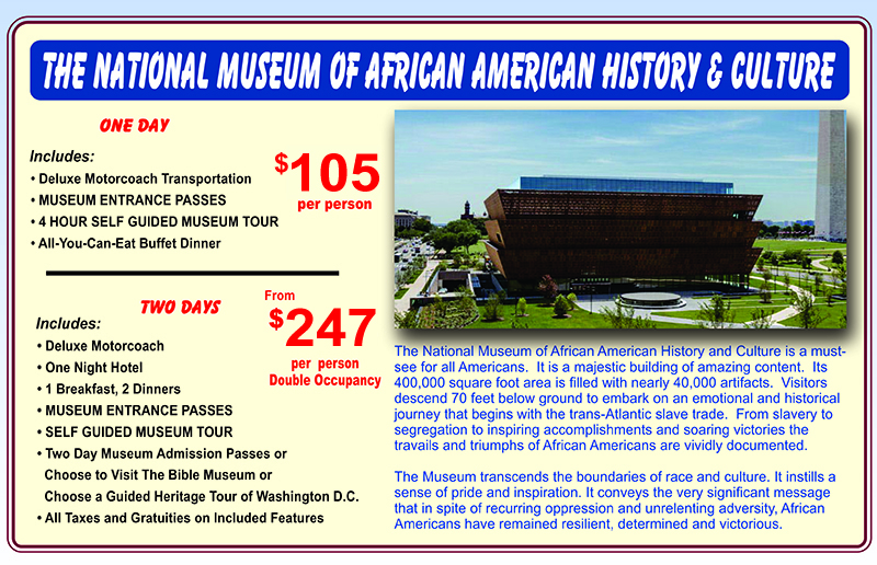 National Museum of African History & Culture